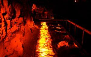 Vulkanhöhlen