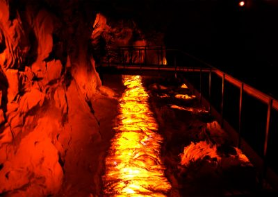 Volcanic Caves - Go North Tour
