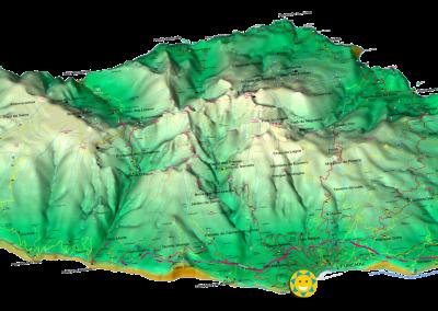 Levada Larano - Boca do Risco - Maroços