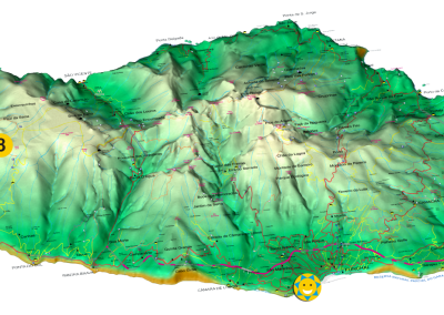 8 – Levada Madeira Lakes 10