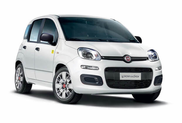 Travel Agency - Fiat Panda