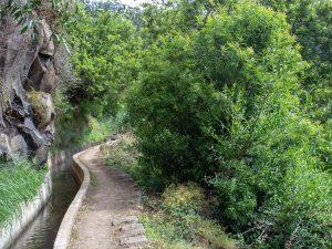 Levada Wanderungen Vale Serra D'Água