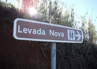 Levada Nova - Sign