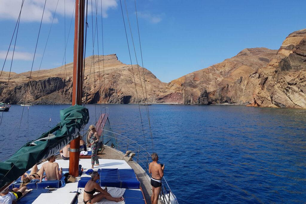 Ilhas Desertas pela Bonita da Madeira