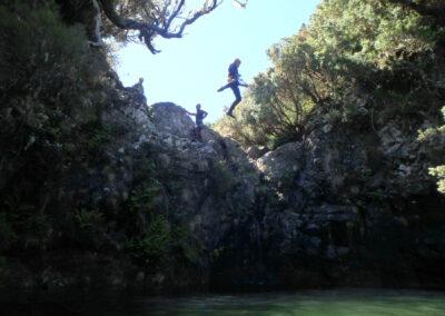Canyoning on Ribeira do Lajeado 2