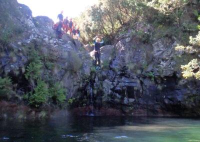 Canyoning on Ribeira do Lajeado 3