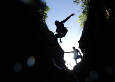 Canyoning on Ribeira do Lajeado 4