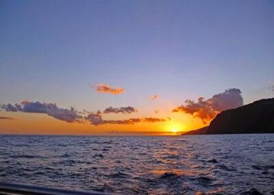 Pôr do Sol pela VMT Madeira 2