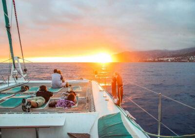 Pôr do Sol pela VMT Madeira 4