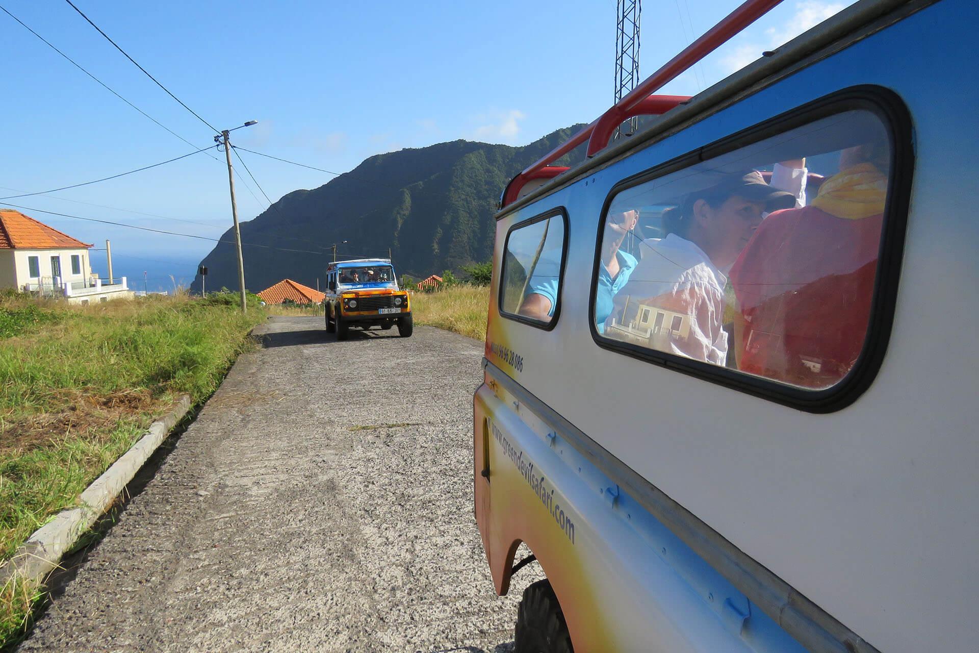 4x4 Jeep Safari Nordwesten - Enchanted Terraces 11