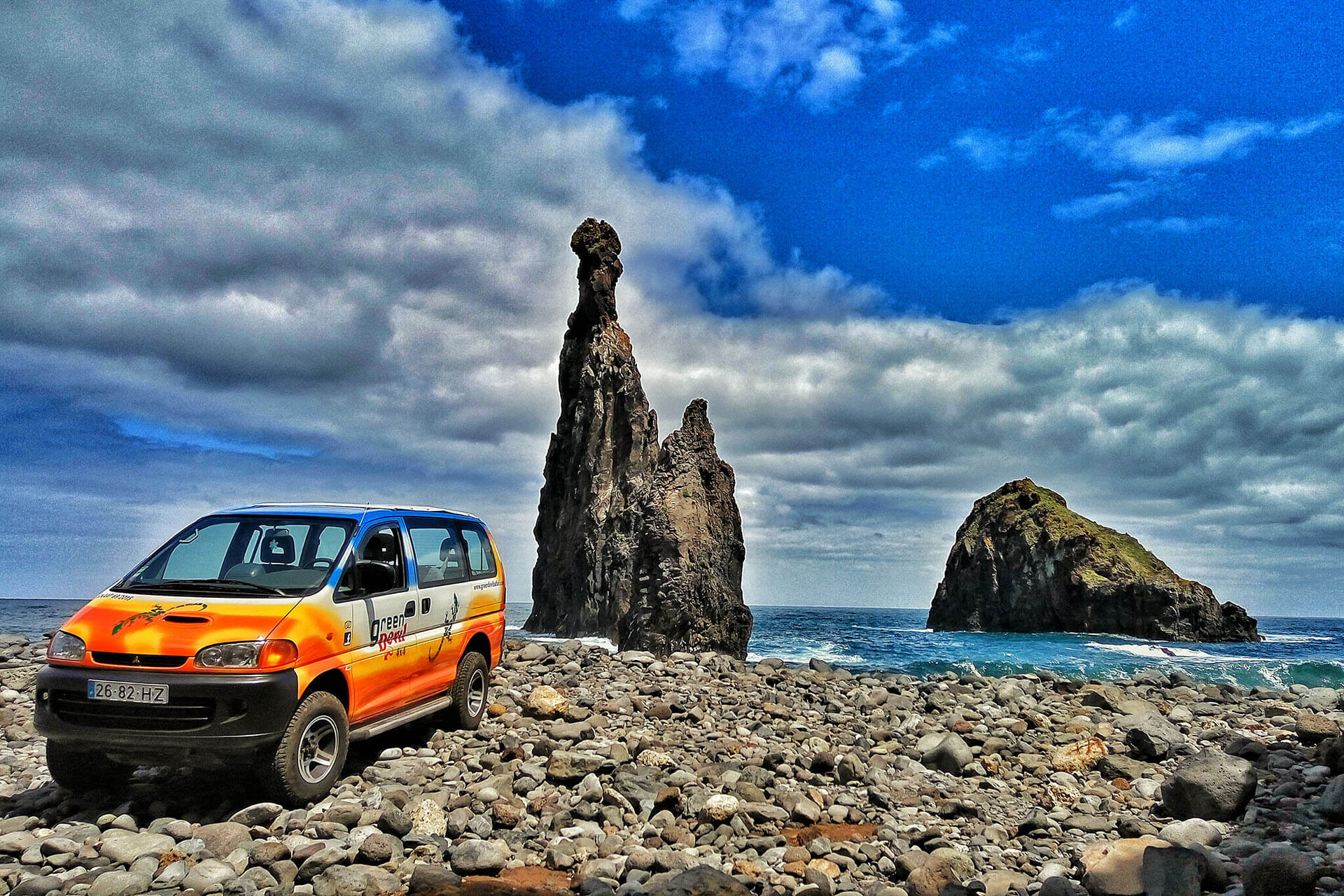 4x4 Jeep Safari Nordwesten - Enchanted Terraces 13