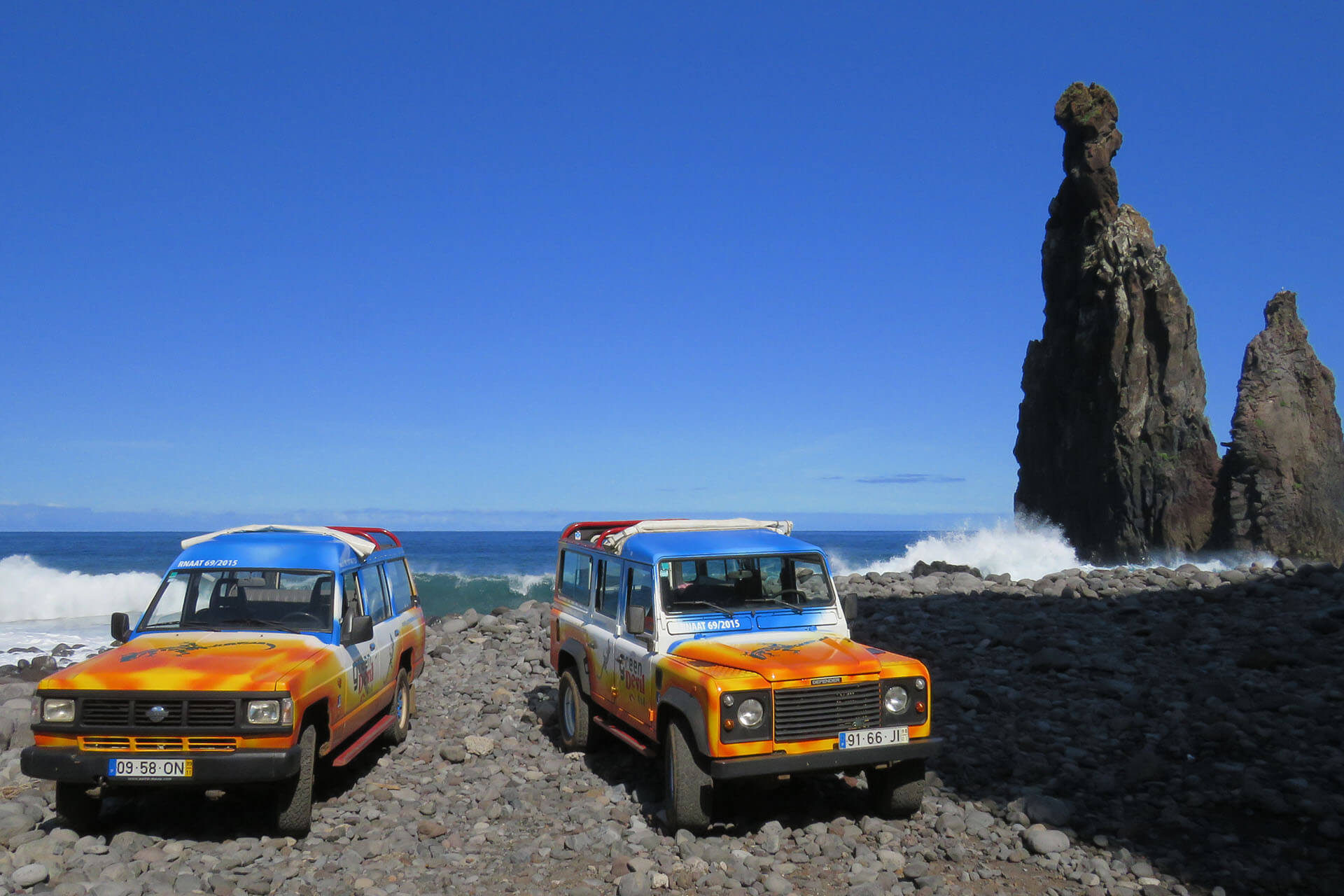 4x4 Jeep Safari Enchanted Terraces
