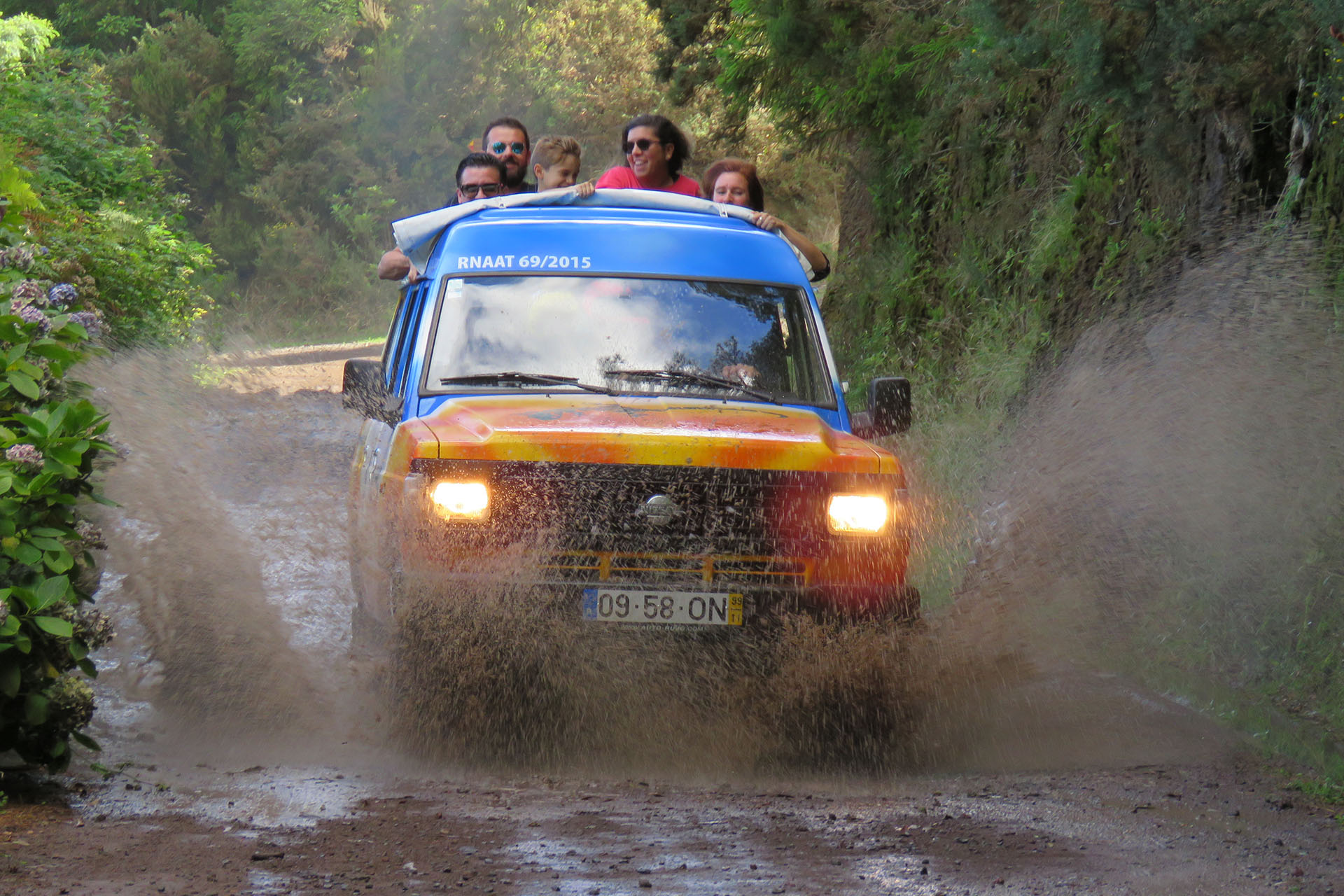 4x4 Jeep Safari Leste