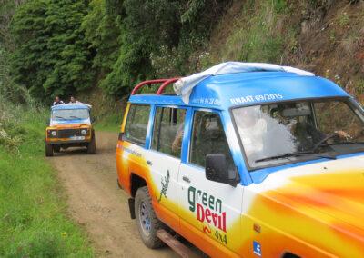 4x4 Jeep Safari East - Madeira Peaks 6