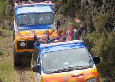 4x4 Jeep Safari East - Madeira Peaks 5