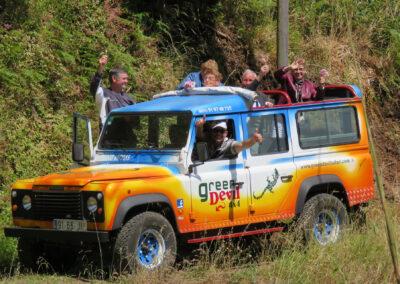 4x4 Jeep Safari East - Madeira Peaks 4