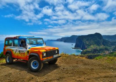 4x4 Jeep Safari East - Madeira Peaks 1