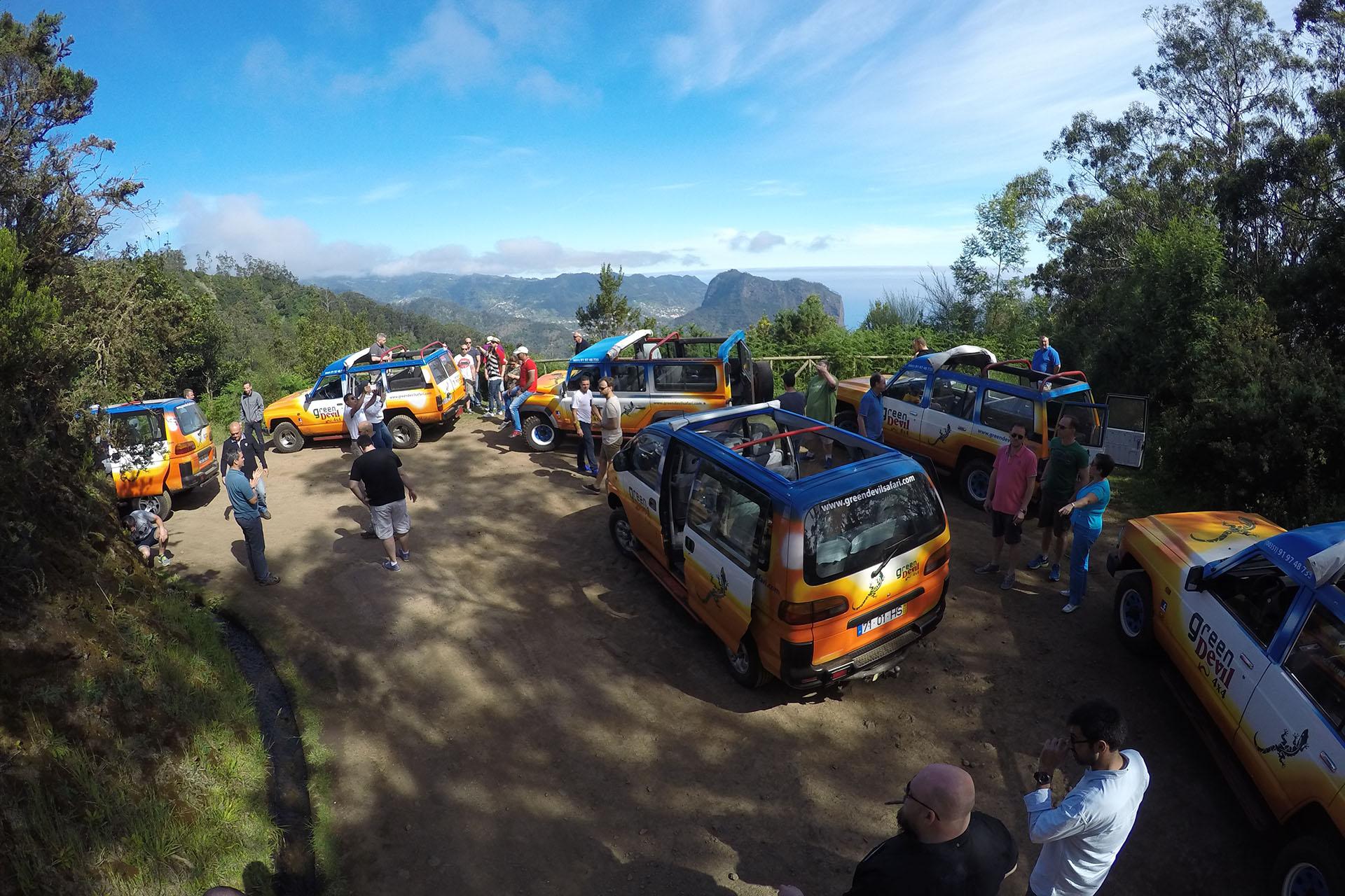 4x4 Jeep Safari East - Madeira Peaks 15