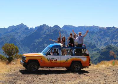 4x4 Jeep Safari East - Madeira Peaks 11