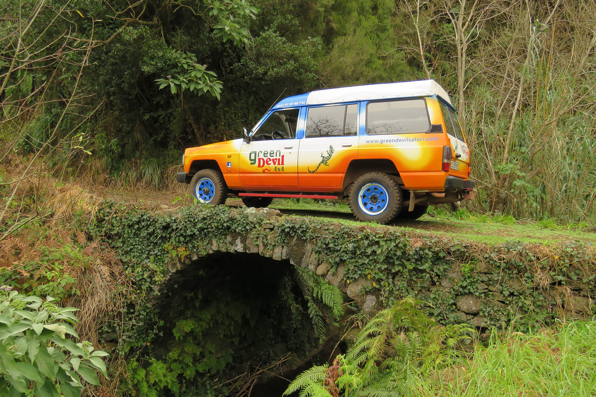 4x4 Jeep Safari Nordeste