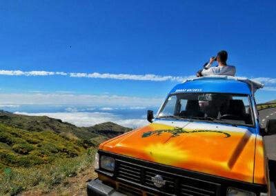 4x4 Jeep Safari Nuns & Valleys – Curral das Freiras - Pico Areeiro 5