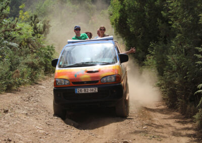 4x4 Jeep Safari Nuns & Valleys – Curral das Freiras - Pico Areeiro 9