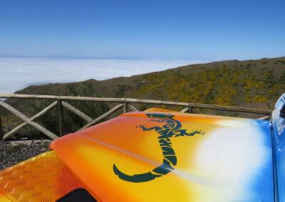 4x4 Jeep Safari Nuns & Valleys – Curral das Freiras - Pico Areeiro 1