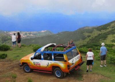 4x4 Jeep Safari Südwesten - Craters of Fire 10