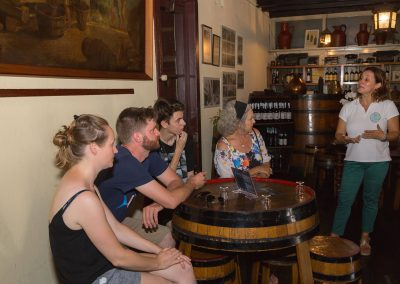 Wine Lodge Tour & Chocolate tasting & Gourmet Lunch 16