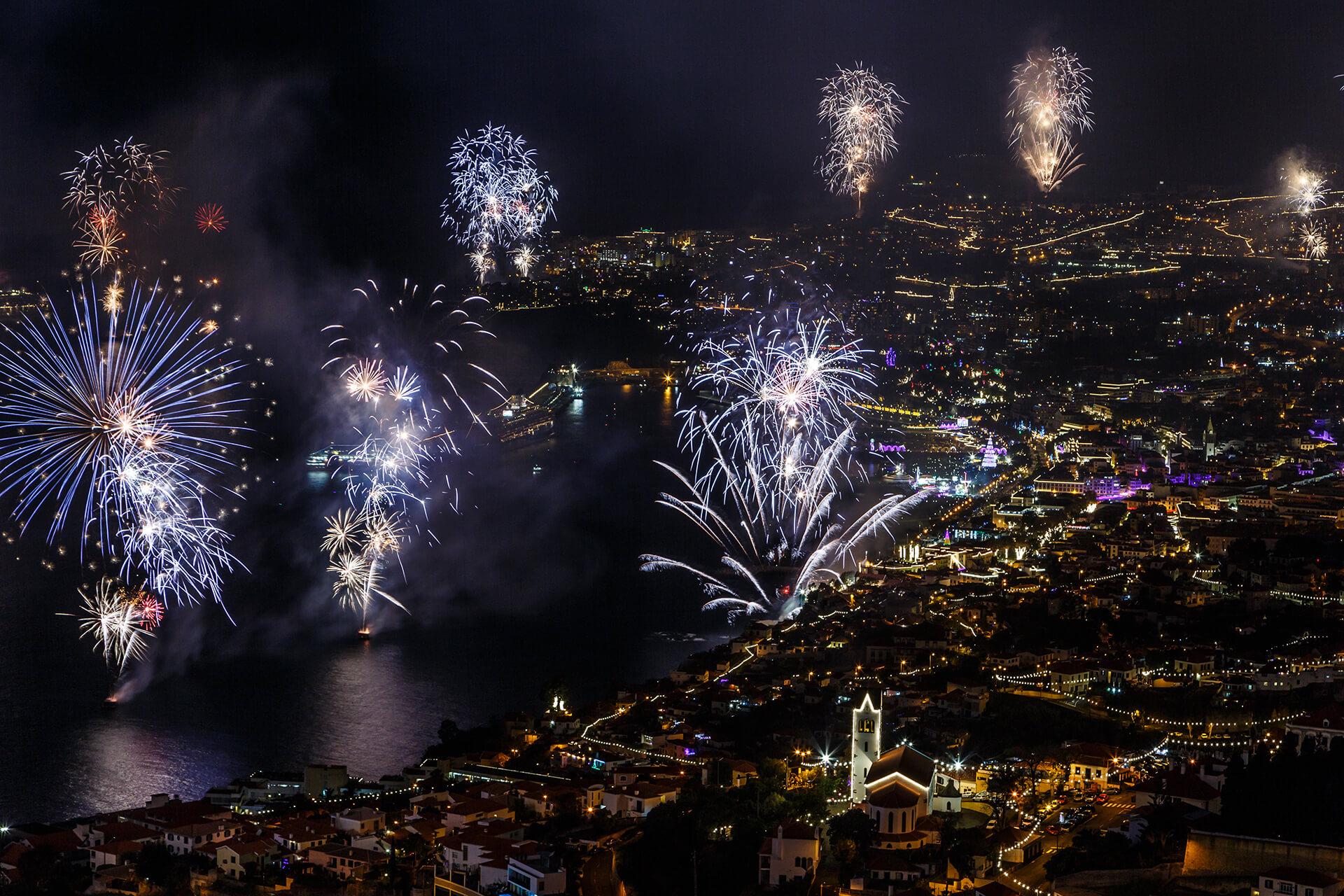 Bonita Da Madeira New Years Cruise | Madeira Happy Tours And Walks