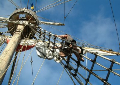 Santa Maria de Colombo Sailing Trips 4