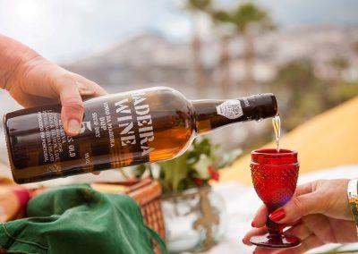 Der perfekte Madeira Picknick Hamper 1