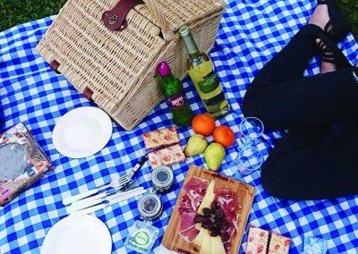 Der perfekte Madeira Picknick Hamper 2