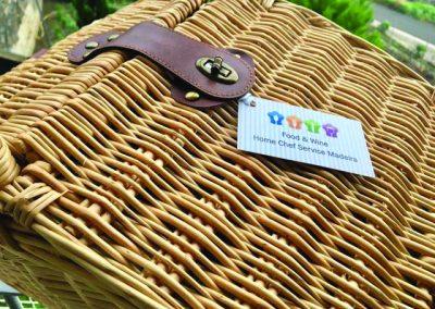 Der perfekte Madeira Picknick Hamper 3