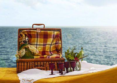 Der perfekte Madeira Picknick Hamper 4