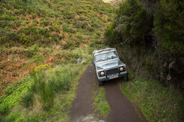 Expedição Combo - Jeep Safari + Levada