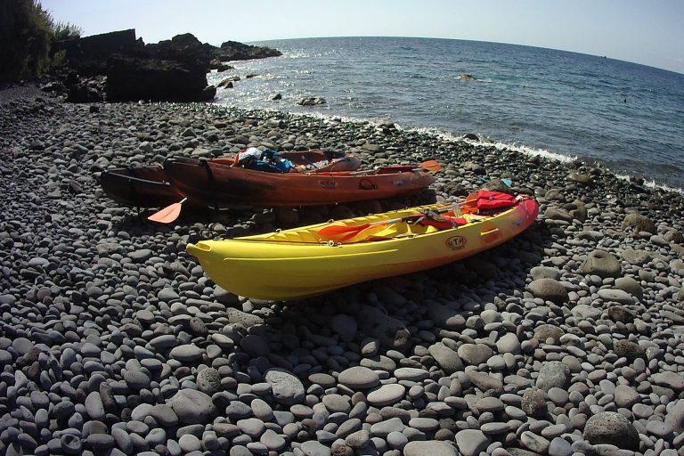Kayak - Reserva Natural Garajau
