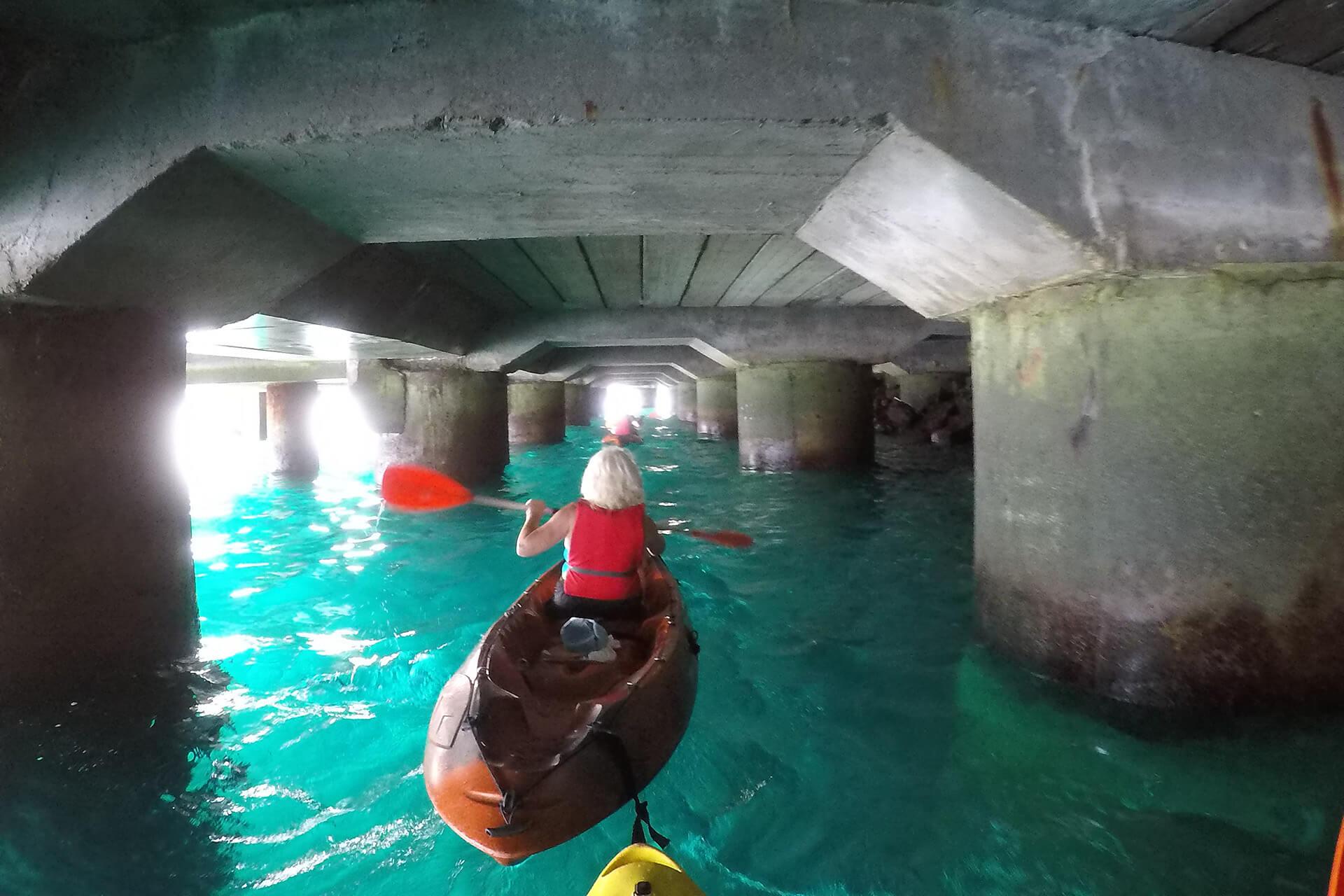 Kayak to Câmara de Lobos 8