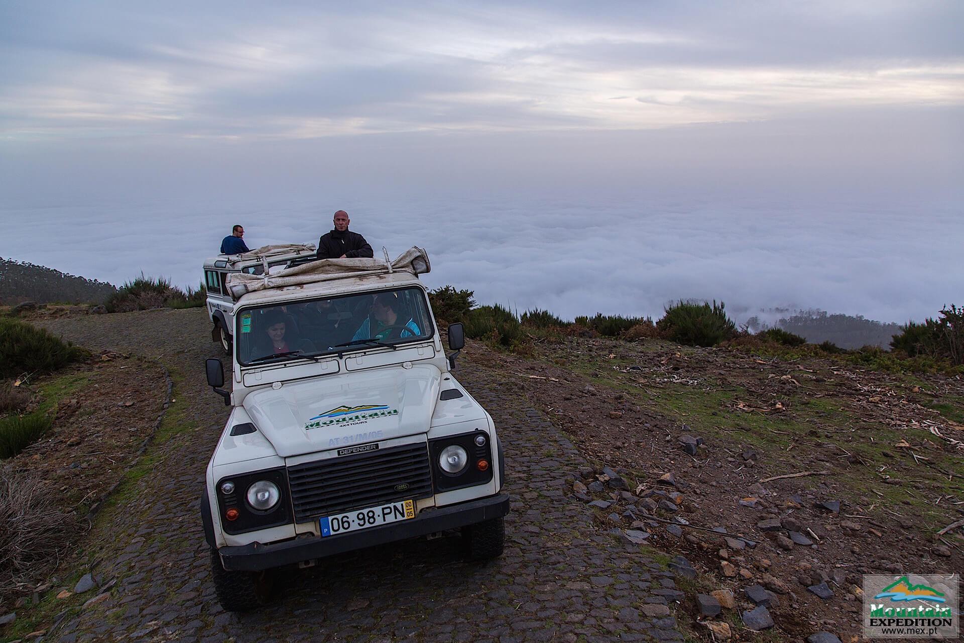 Pôr do Sol Mágico 4x4 Jeep Safari 12