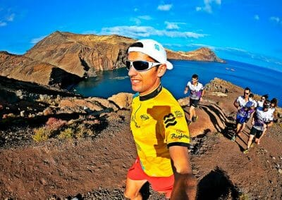 Trail Running Ponta de São Lourenço East of Madeira